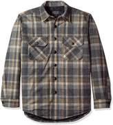 Pendleton Men's Quilted Cpo Wool Shirt