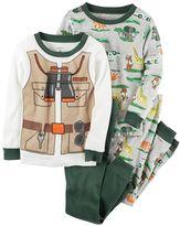 Carter's Toddler Boy Tee & Pants Pajama Set