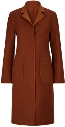 Akris Reversible Cashmere Coat