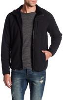Weatherproof Stripe Fleece Jacket