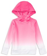 Ralph Lauren Girls' Funnel Neck Ombré Hoodie - Sizes 2-6X