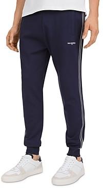 The Kooples Fleece Slim Fit Sweatpants