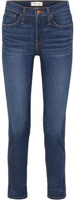 Madewell Hi9gh-rise Straight-leg Jeans