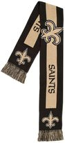 Adult Forever Collectibles New Orleans Saints Big Logo Scarf