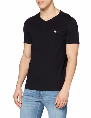 GUESS Men's Vn Ss 100 Core Tee T-Shirt