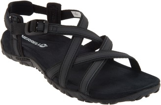 Merrell Multi-Strap Sport Sandals - Terran Ari Lattice