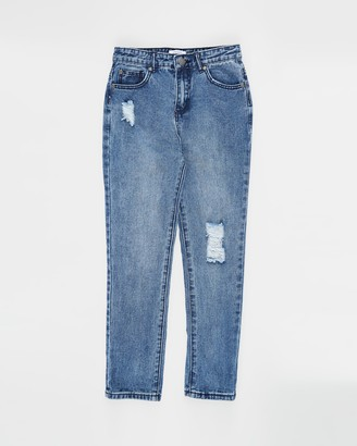 Cotton On Indiana Jeans - Teens