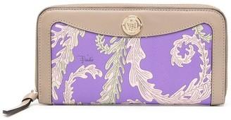 Emilio Pucci x Koche Selva print zip-around wallet