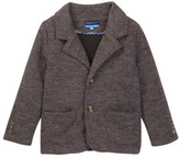Andy & Evan Sweater Knit Blazer (Toddler & Little Boys)