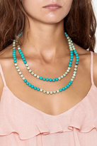 Southern Living Long Beaded Necklace