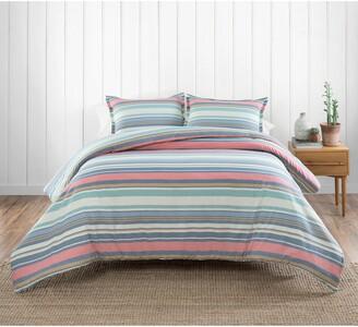Pendleton Aurora Stripe Comforter & Sham Set