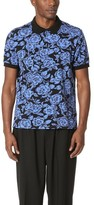 MSGM Floral Polo