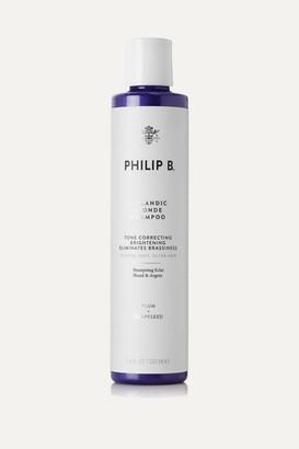 Philip B Icelandic Blonde Shampoo, 220ml - Colorless