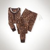 Ocelot Cotton Pajama Set