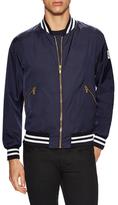 Moncler Stand Collar Bomber Jacket