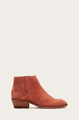 The Frye Company Carson Piping Bootie