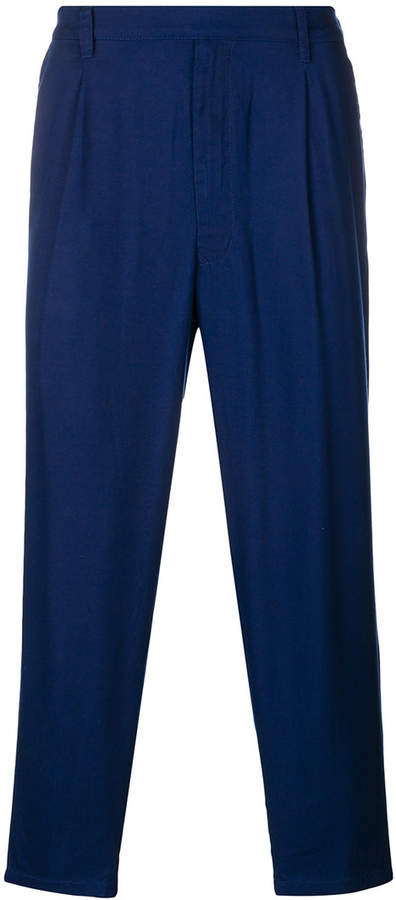 CABANE de ZUCCa cropped trousers