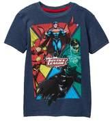 Dx-Xtreme Justice League Comic Edge Tee (Little Boys)