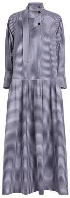 Palmer Harding Palmer//Harding Kapori Shirt Maxi Dress