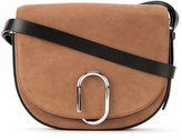 3.1 Phillip Lim Alix saddle bag - women - Suede - One Size