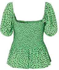 MBYM Casja Kicki Green Top - XS