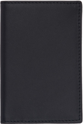 Comme des Garcons Wallets Wallets Black Classic Card Holder