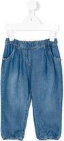 Liu Jo Kids - tapered cuff jeans - kids - Lyocell - 3 mth