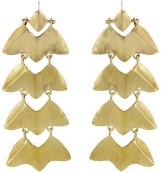 ARIANA BOUSSARD-REIFEL Carnival Earrings - Brass