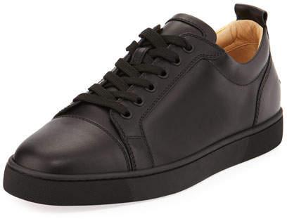 Christian Louboutin Yang Louis Junior Low-Top Sneaker