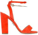 Paul Andrew Ecklund sandals - women - Goat Skin/Suede - 36