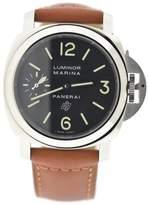 Panerai Luminor Marina PAM005 Stainless Steel with Black Dial 44mm Mens Watch
