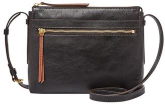 Fossil Felicity Crossbody Handbags Black