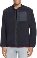 Saturdays Nyc Viktor Fleece Zip Jacket