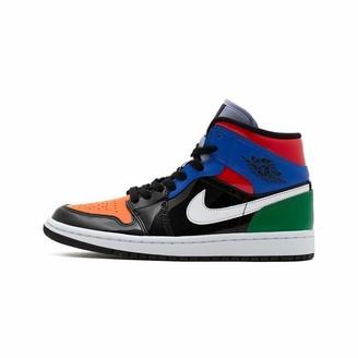 Nike Women's WMNS AIR Jordan 1 MID SE Basketball Shoe