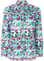 Emilio Pucci printed straight-fit shirt