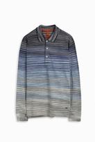 Missoni Long Sleeve Polo Shirt