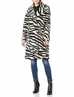 Rachel Roy Women's Notch Collar Wool Coat