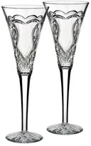 Waterford 'Wedding' Lead Crystal Toasting Flutes