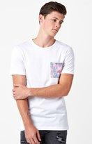 On The Byas Evergreen Flamingo Pocket T-Shirt