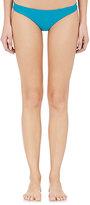 Mikoh Women's Zuma Bikini Bottom-TURQUOISE, GREEN