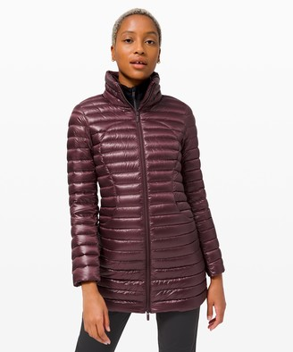 Lululemon Pack it Down Jacket *Long Shine