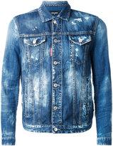 DSQUARED2 denim jacket - men - Cotton - 46