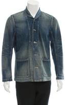 Visvim Denim Shawl Collar Jacket