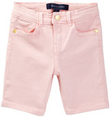 Tommy Hilfiger Colored Stretch Bermuda Short (Toddler Girls)