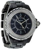 Chanel Diamond J12 Watch