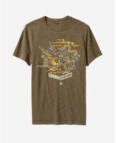 Express dragon military grade graphic t-shirt