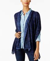 MICHAEL Michael Kors Plaid Tweed Scarf
