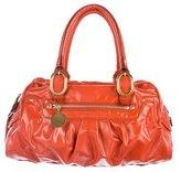 Stella McCartney Ruched Shoulder Bag