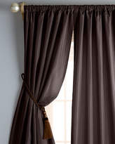 "Eastern Accents Each 48""W x 108""L Rod-Pocket Kate Curtain"