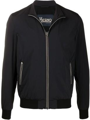 Herno Lightweight Bomber Jacket